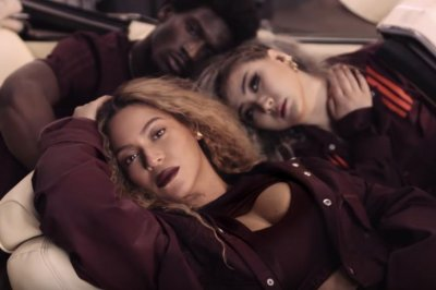 Beyonce teases Ivy Park x Adidas collection