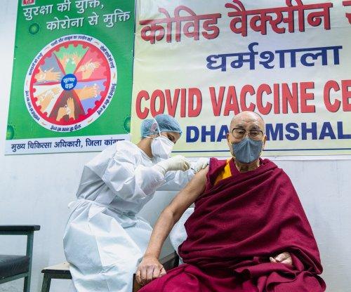 COVID-19: Dalai Lama, Buhari receive vaccine; N France in lockdown
