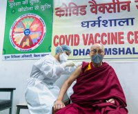 COVID-19: Dalai Lama, Buhari receive vaccine; N France in lockdown