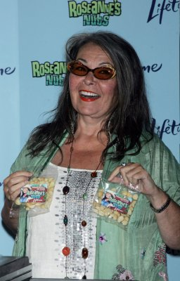 Roseanne Barr campaign releases TV ad