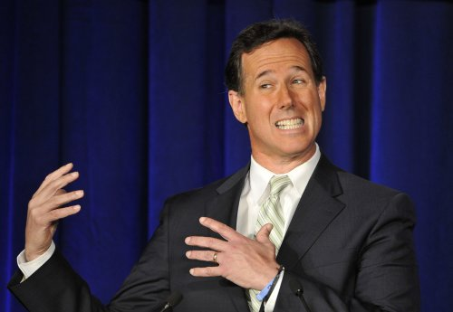 Politics 2012: Santorum's departure bursts Pennsylvania primary's balloon