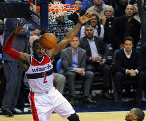 Wall's near triple-double lifts Washington Wizards over Los Angeles Lakers