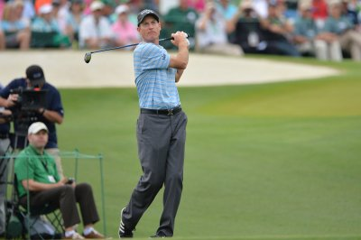 Jim Furyk takes 4-stroke lead at Bridgestone Invitational