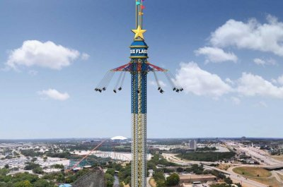 Orlando approves construction of world's tallest swing