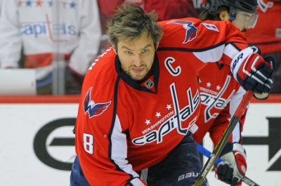 Alex Ovechkin scores 40th goal in Washington Capitals' win