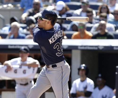 Tampa Bay Rays complete three-game sweep of Toronto Blue Jays