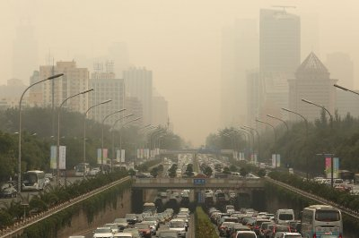Two billion children worldwide affected by air pollution, UNICEF study says