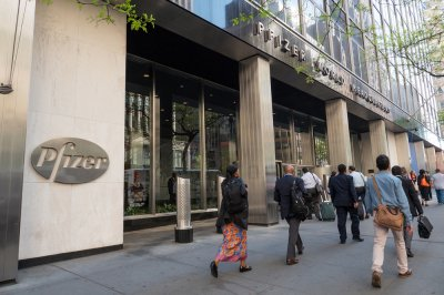 Pfizer fined $106 million for drug price increase of 2,600% in Britain