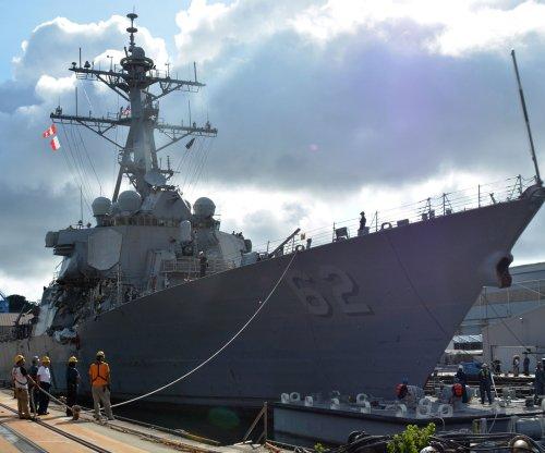 Navy to commission Arleigh Burke destroyer USS John Finn