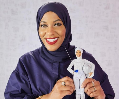 Barbie honors Ibtihaj Muhammad with hijab-wearing doll