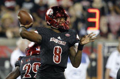 Louisville's Lamar Jackson to enter NFL draft