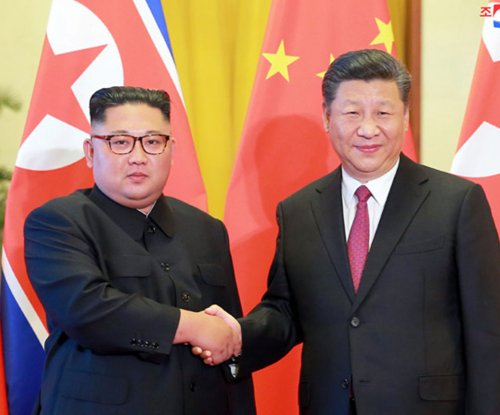KCNA: Kim Jong Un, Xi Jinping discuss cooperation for denuclearization