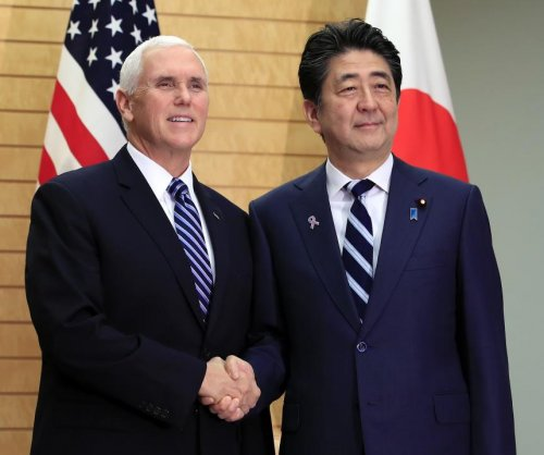 Mike Pence: North Korea sanctions to remain until denuclearization