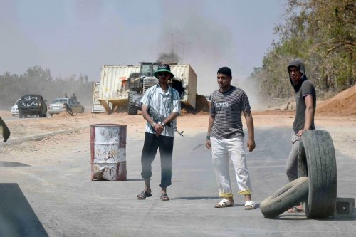 Twenty Libyan rebel fighters killed in Sirte