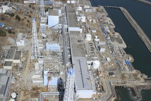Toxic water may have mixed with groundwater near Japanese nuke plant