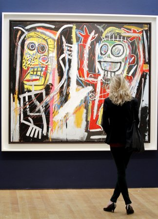 Basquait siblings sues Christie's over auction