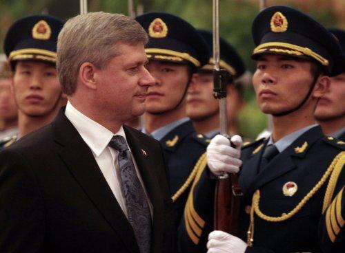Harper: Asia, Canada must strengthen ties
