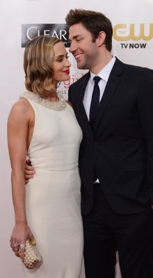 Emily Blunt, John Krasinski welcome baby daughter