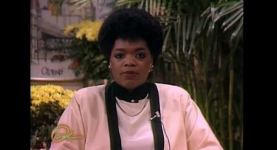 Oprah Winfrey unveils talk show audition tape from 1983