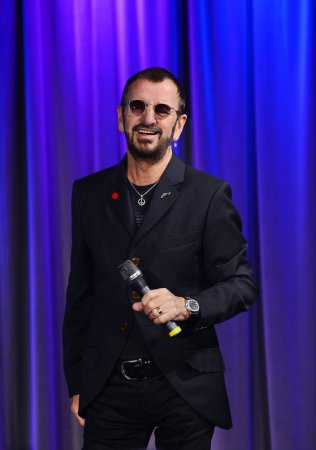 Ringo Starr says Paul McCartney is 'doing good' and 'getting ready to rock'