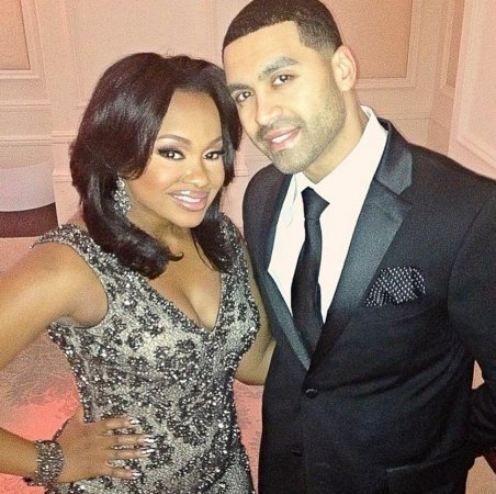 Phaedra Parks, Apollo Nida headed for divorce