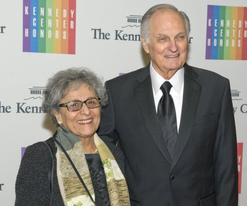 'Longest Ride' star Alan Alda explains how a ruined rum cake led to his 58-year marriage
