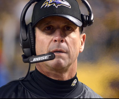 Baltimore Ravens out of playoff picture, but John Harbaugh wants 9-7 record