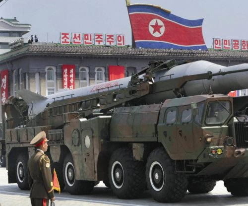 Report: Two North Korea ICBMs placed in position