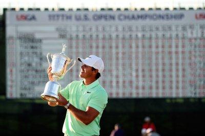 117th U.S. Open: Brooks Koepka rides birdie spree to U.S. Open title