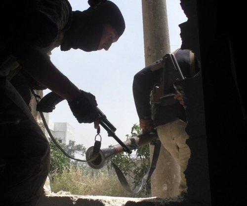 Russia again accuses U.S. of aiding, training militants in Syria