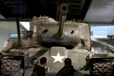 'World of Tanks' hosting tank-pulling world record attempt