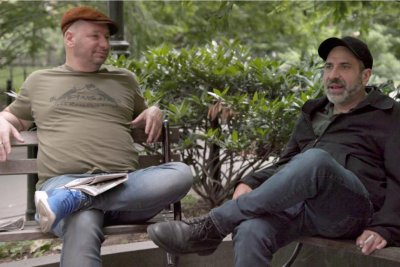 Attell and Ross: 'Real hero' of 'Bumping Mics' is 'the punchline'