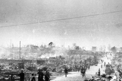 On This Day: U.S. firebombing of Tokyo leaves more than 100,000 dead