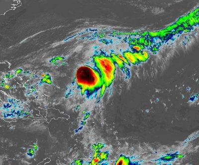 Tropical Storm Karen forms in the Atlantic