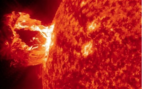 Study warns of threat to power systems from solar storms
