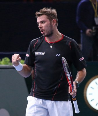 Wawrinka captures ATP title at Chennai Open