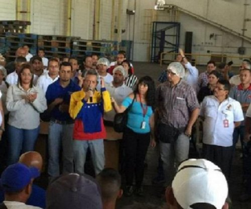 Venezuela seizes, restarts Kimberly-Clark factory after operations halted