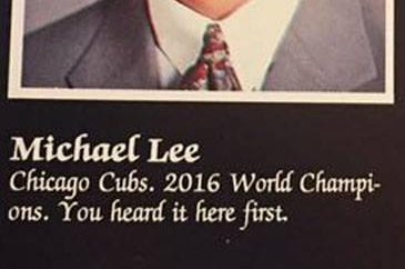 Watch Chicago Cubs World Series Victory Predicted By 1993 Yearbook