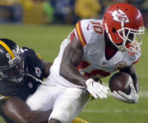Kansas City Chiefs WR Tyreek Hill revels in coming-out party