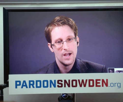 Snowden refutes House report he's collaborated with Russian agents