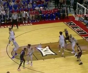 No. 3 Kansas outlasts Texas Tech as Josh Jackson scores 31