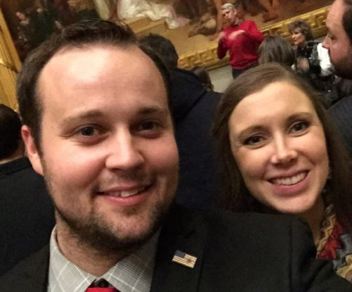 Josh and Anna Duggar welcome Baby No. 5