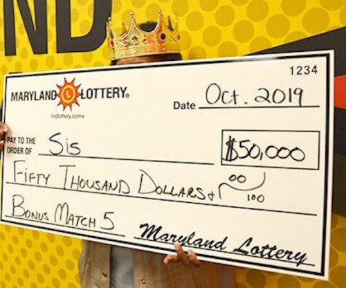 Regular lottery player wins $50,000 prize after switching games