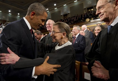 Ginsburg's Hobby Lobby dissent turned into a song