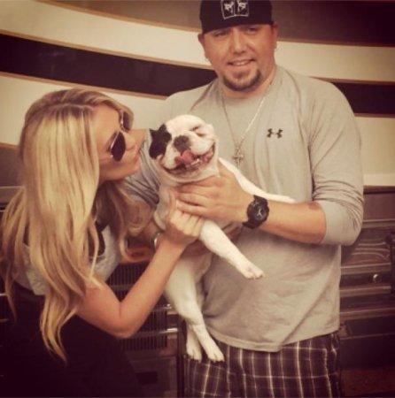 Jason Aldean defends former mistress Brittany Kerr