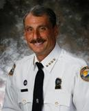 Central Florida police chief stopped for weapon in baggage