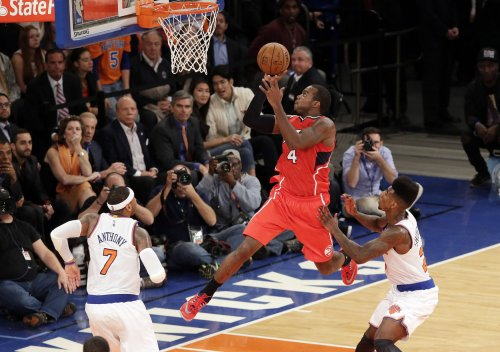 Millsap leads Hawks over Knicks, 91-85