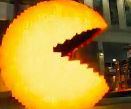 Real-life video games try to destroy Earth in first 'Pixels' trailer
