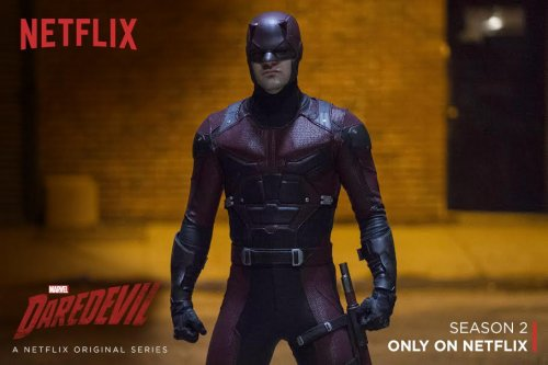 'Daredevil' renewed for a second season; gets new showrunners