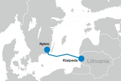Lithuania, Sweden accuse Russia of disrupting energy link